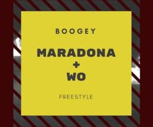 Boogey - Maradona + Wo Freestyle